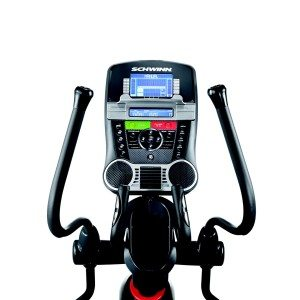 schwinn dual track LCD Display